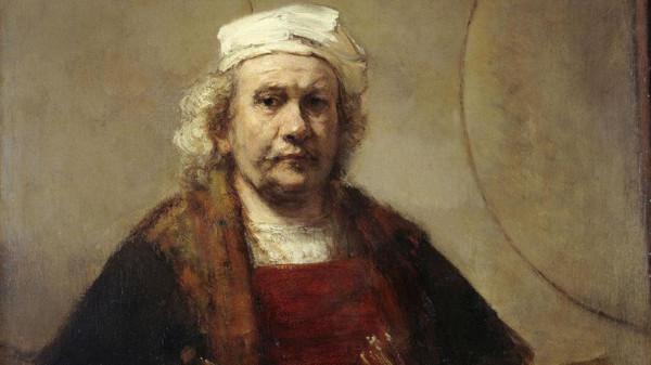 Бельгия, художники, Рембрандт