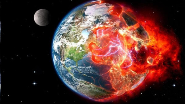 астрономия, конец света, астероиды