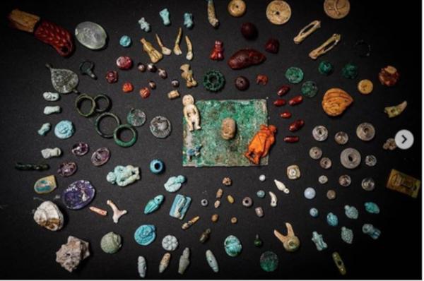 археология, раскопки, Помпея, сокровища
