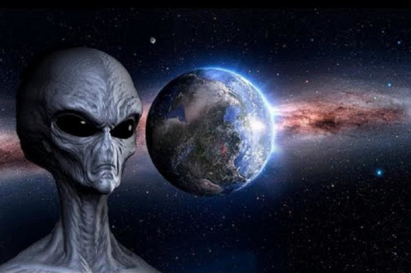 космос, инопланетяне, послание