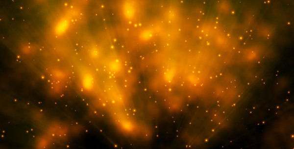 космос, галактика, туман