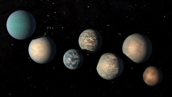 космос, астрономы, планеты