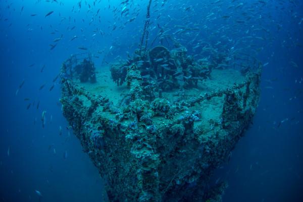 археологи, корабль, ЮАР