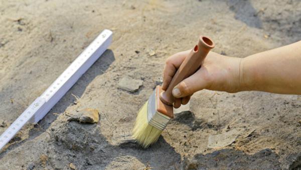 археология, раскопки, храм, Крым