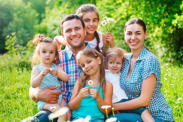 многодетные семьи, подоходный налог, закон