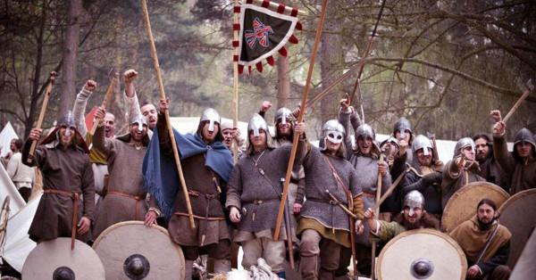 викинги, миграция, средневековье, Ирландия