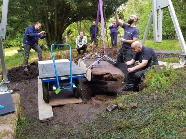 археология, пикты, пиктский камень, Шотландия