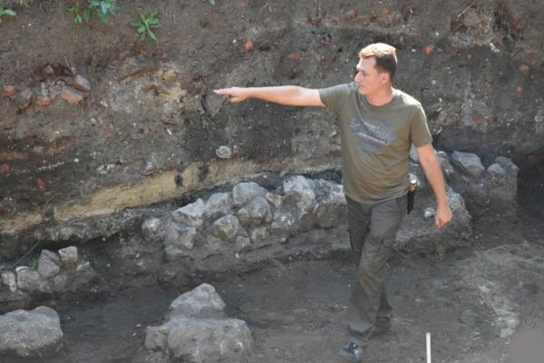 археология, артефакты, Самара