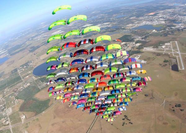 ученые, парашюты