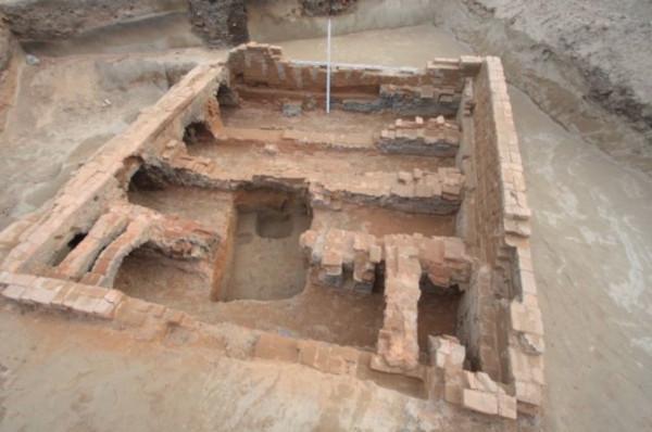 археология, древний человек, стоянка