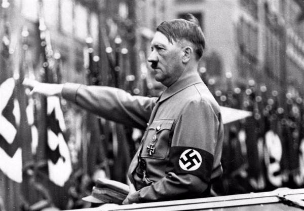 нацизм, Гитлер, Германия, атомная бомба, ученые
