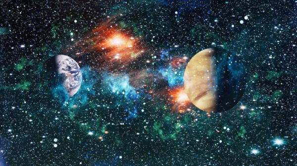 космос, планеты, ученые