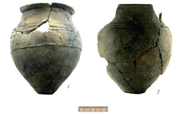 археология, раскопки, керамика, Приморье