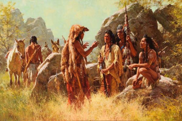 археологии, поселенцы, Северная Америка