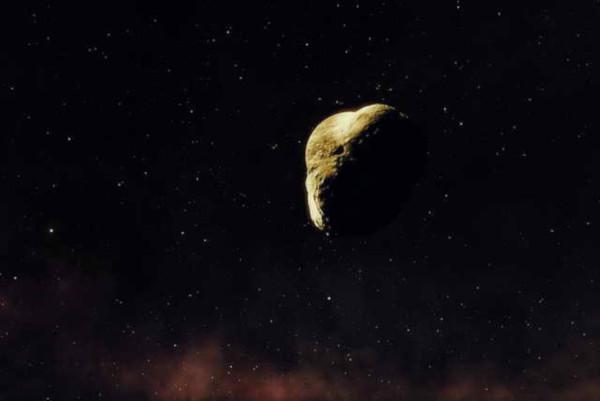космос, астероид, цвет, астрономы
