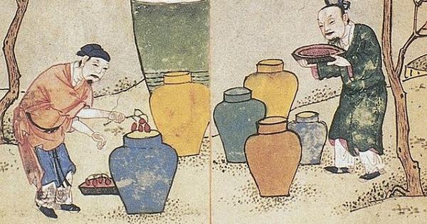 ученые, артефакт, медицина, Китай