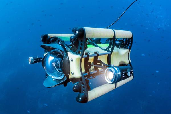 наука, технологии, подводный робот