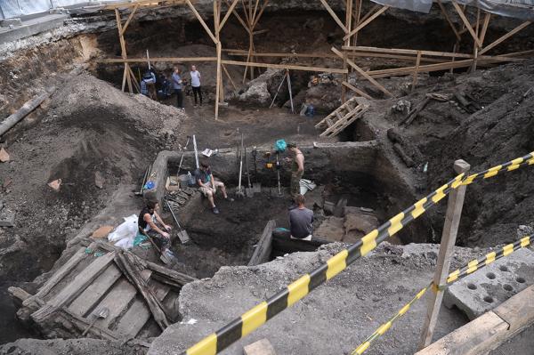 археология, музей, Кремль