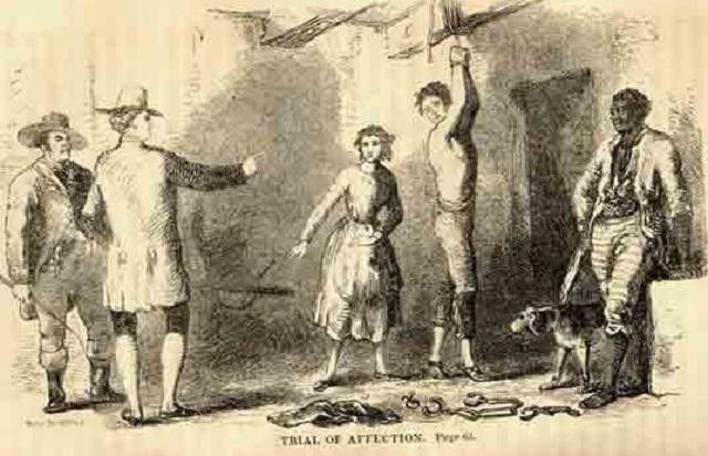 Рабы америка негры