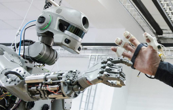 космос, робот, технологии, Байконур