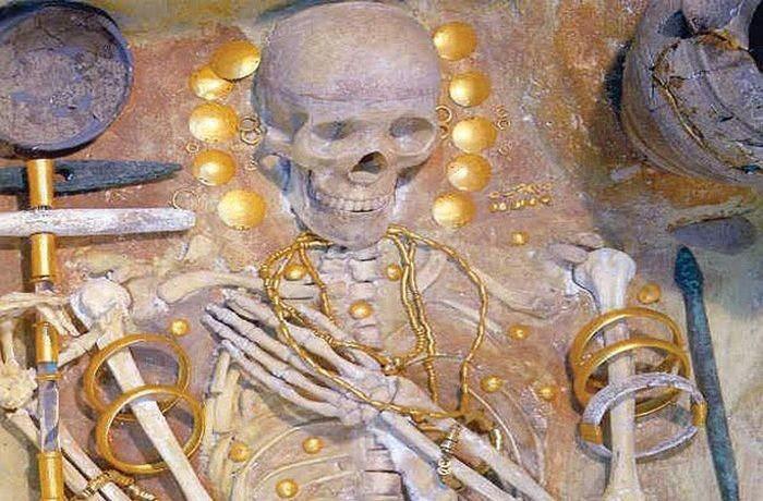 Самые невероятные и необъяснимые археологические находки