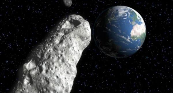 космос, астероид, Земля
