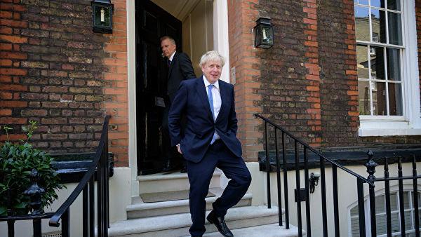 политика, премьер-министр, Борис Джонсон, Великобритания