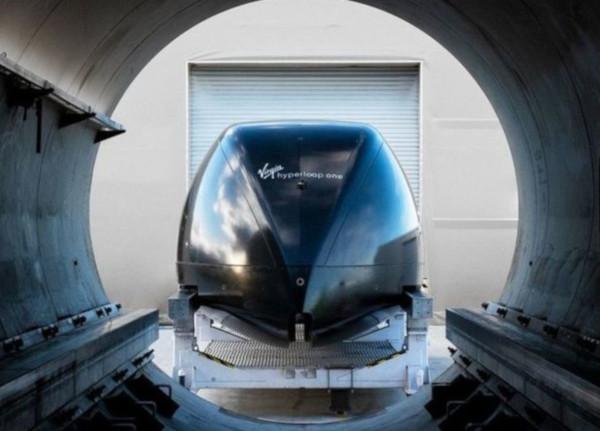 тоннель, вакуумный поезд, Саудовская Аравия