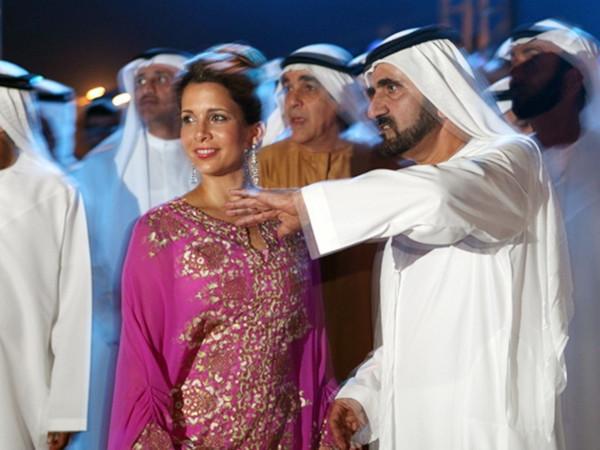 политика, эмир, Дубаи, ОАЭ, жена, Лондон