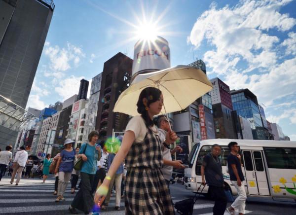 климат, погода, жара, Япония