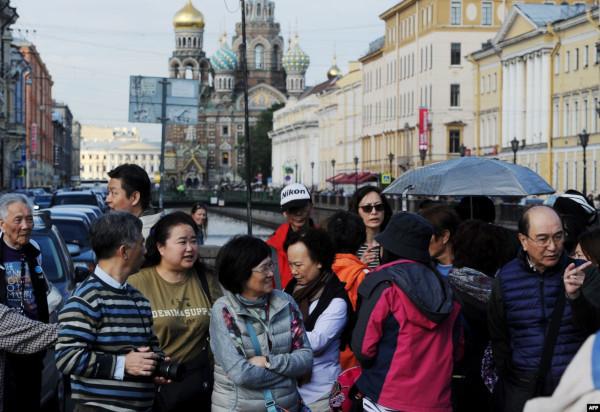 мошенничество, туристы, Петербург