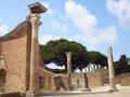 Остия Антика - уникальный древний портовый город в пригороде Рима