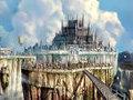 Асгард - страна богов-асов, находящаяся на небе