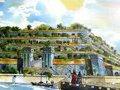 Сады Семирамиды и Вавилонская башня - чудеса света Древнего мира