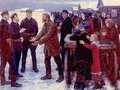 Как советская власть крестьян раскулачивала?