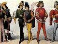 Как ходили в Средние века