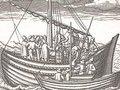 Плавание Истомы из Белого моря в Данию