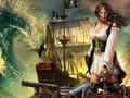 Альвильда - самая главная женщина-пират