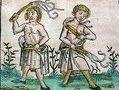 Вылизывание ран у прокаженных и другие дикости Средневековья