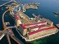СССР построил уникальный город в открытом море