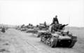 Как один находчивый командир остановил немецкую танковую колонну без единого выстрела