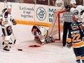 Клинт Маларчук: хоккеист, который залил лёд кровью