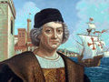 Путешествие длиною в жизнь. Христофор Колумб
