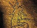 Наскальные рисунки чумашей - удивительный памятник древнего шаманизма
